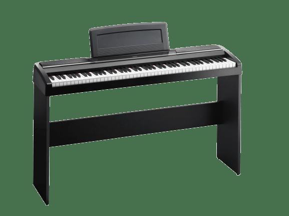 un piano meuble de chez Korg