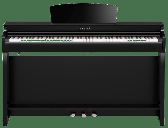 un piano yamaha clavinova